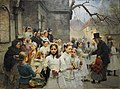 After first Communion (Carl Frithjof Smith, 1892).jpg