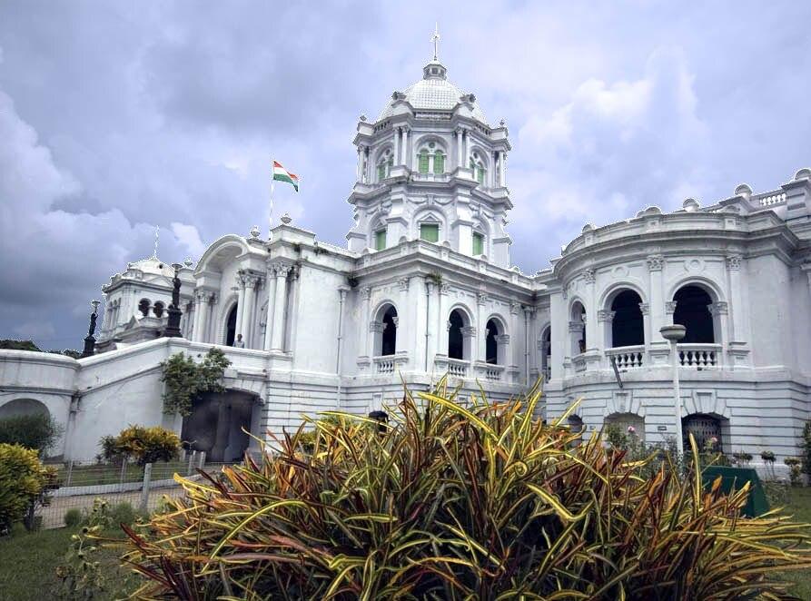 Agartala Palace, Tripura