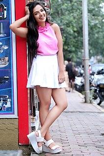 Ahsaas Channa Indian actress