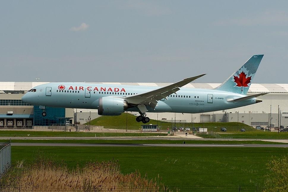Air Canada Boeing 787-8 C-GHPQ (14061711709)
