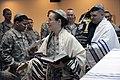 Air Force Jewish Chaplain (Capt.) Sarah Schechter - Iraq.jpg