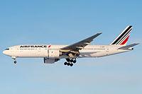 F-GSPF - B772 - Air France