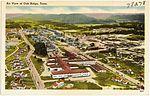 Air view of town site, Oak Ridge, Tenn (78278).jpg