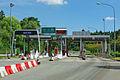 Akita expressway Kitakami-nishi IC.jpg
