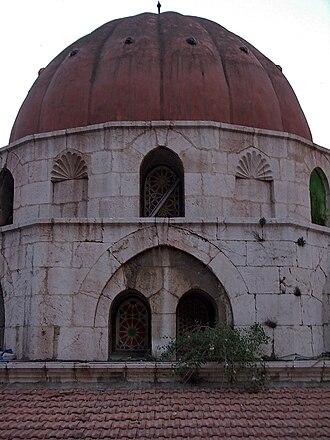 Al-Rukniyah Madrasa - The mausoleum dome