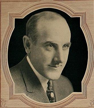 Al Christie - Christie in a 1920 Robertson-Cole ad