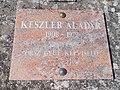 Aladár Keszler †1972, 2019 Tapolca.jpg