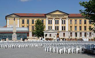 1 Decembrie 1918 University, Alba Iulia - 1 December 1918 University, Alba Iulia
