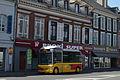 Alezan - Ligne Navette Centre-Ville Tarbes Place Marcadieu.JPG