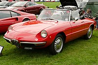 alfa romeo spider junior 1300