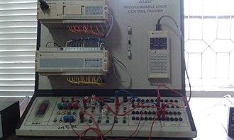 Allen-Bradley - Allen Bradley Programmable Controller with programmer