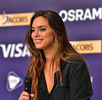 Alma (French singer) - Alma in 2017
