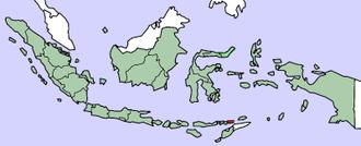 Alor Archipelago - Location of Alor archipelago