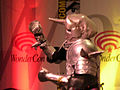 Alphonse Elric cosplayer at WonderCon 2010 Masquerade 2.JPG