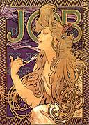 Alphonse Mucha - Job Cigarettes 1.jpg