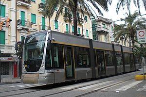 Alstom Cityway Tram Messina 06T