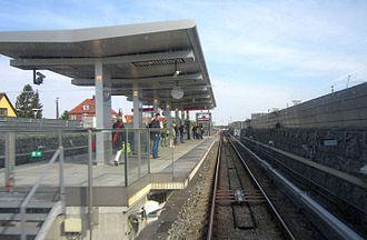 Amager Strand Station - Image: Amager Strand Station