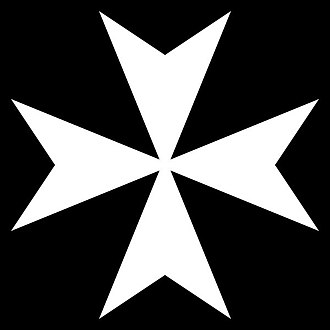 Saint Florian - Maltese Cross