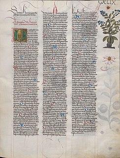 16th century German manuscript
