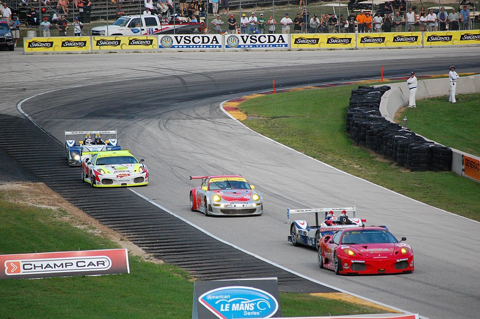 American Le Mans Series at Road America 2007