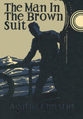 American cover of «The Man in the Brown Suit» by Dodd, Mead & Co, 1924.png