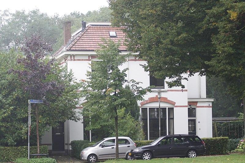 Dubbele dienstwoningen in amersfoort monument - Toren voor pergola ...