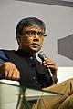 Amit Chaudhuri - Kolkata 2014-01-31 8218.JPG