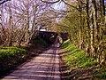 Amport - Railway Bridge - geograph.org.uk - 742302.jpg