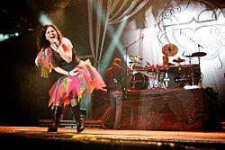 Fotografia di Evanescence