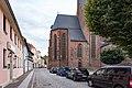An der Kirche, Kirche der Altstadt St. Peter und Paul Delitzsch 20180813 002.jpg
