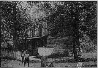 Anacostia - Image: An old Anacostia cottage (585240076) (3)