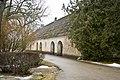 An old barn in Auce manor - panoramio.jpg