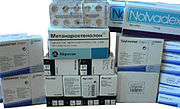 Various anabolic steroids and related compounds.