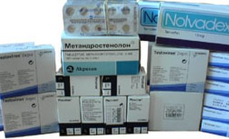 Anabolic steroid - Various AAS and related compounds.