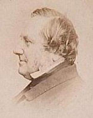Anatole, baron Brénier de Renaudière - Anatole Brénier de Renaudière