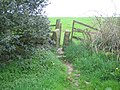 And finally a squeeze stile on the Pennine Way - geograph.org.uk - 844766.jpg