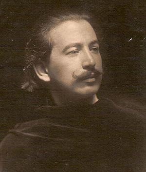 Andrés Chabrillón - Image: Andrés Chabrillón c.1908