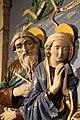 Andrea della robbia e bottega, madonna della misericordia, 1490-1510 ca. 04.jpg