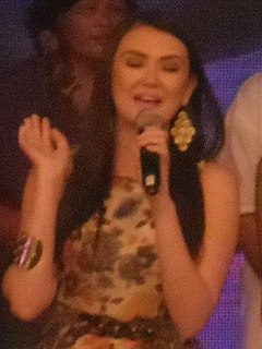 Angelica Panganiban Filipino actress and comedian (born 1986)