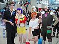 Anime Expo 2011 - Cowboy Beebop characters.jpg