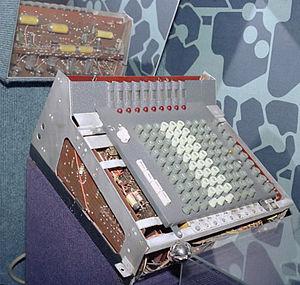 Comptometer - Image: Anita Prototype 1