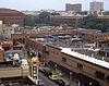 Поглед на Ен Арбор ка улицама Либерти и Стејт