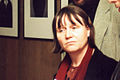 Anna Šabatová at Duha nad Brnem Opening Party 2001a.jpg