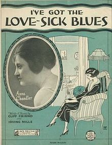 I've Got The Love-Sick Blues