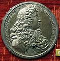 Anonimo, med. di luigi XIV di francia, 1650-1675, arg.JPG