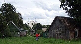 Antalieptė - Image: Antaliepte