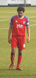 Anthony Charles English footballer