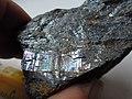 Antimonite (Sb2S3) (25837843240).jpg