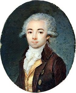 Image illustrative de l'article Antoine-Louis-Marie de Gramont