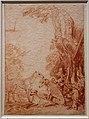 Antoine watteau, studio con cani e cacciagione, 1714-15 ca. (boijmans van beuningen).jpg